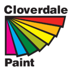 Logo for Cloverdale Paint