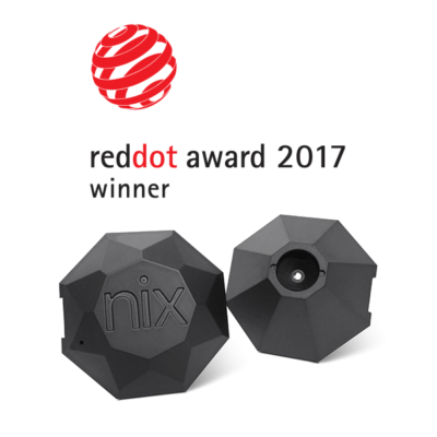 The Nix Pro: Winner of the Red Dot Award