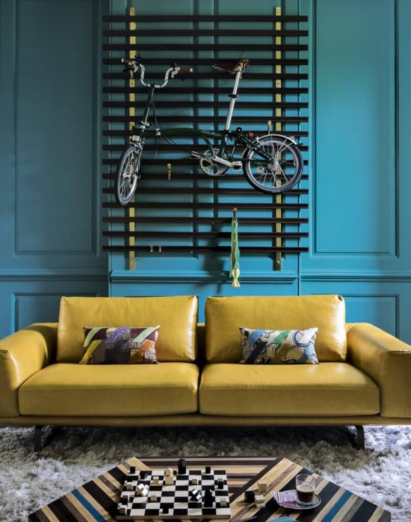Fresh Mustard Living Room Ideas Property