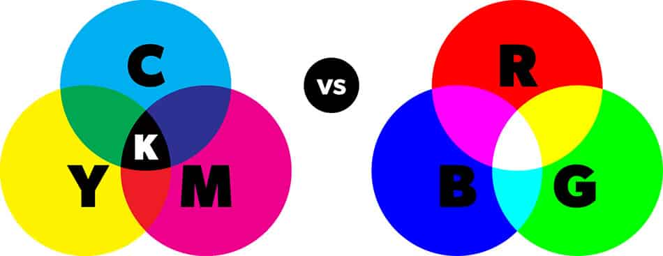 The War Between CMYK Vs RGB: What's Best?